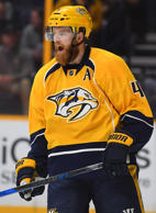 Nashville Predators defenseman Ryan Ellis
