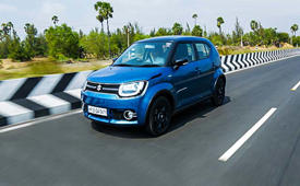 Maruti Suzuki Ignis Dynamic Review