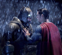 Batman V Superman - Dawn Of Justice - 2016 Ben Affleck, Henry Cavill