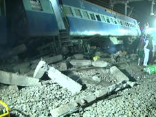 NIA visits Hirakhand Express accident spot