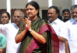 The threat within: Sasikala faces opposition