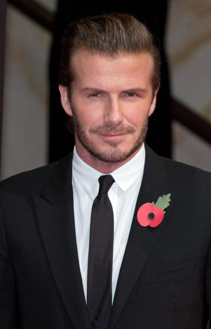 David Beckham was allegedly furious about missing out on knighthood in 2013.