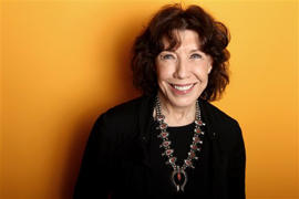 Lily Tomlin ties knot with partner of 42 years
