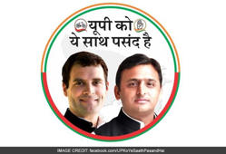 UP's good boys Rahul and Akhilesh
