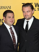 Leonardo DiCaprio and Jonah Hill developing hip-hop drama series