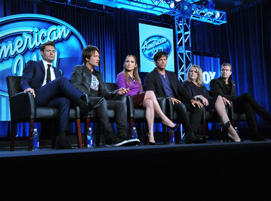 Ryan Seacrest, Keith Urban, Jennifer Lopez, Harry : Producers: 'American Idol' making changes