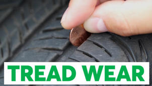 Autos Tips: Checking Tire Tread