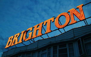Brighton Pier is one of the many attractions in the seaside town CREDIT: AP/FOTOLIA