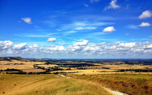South Downs National Park is just an open-top bus ride away CREDIT: AP/FOTOLIA