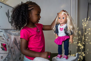 The doll Cayla has been banned in Germany.