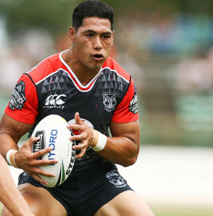 Roger Tuivasa-Sheck of the Warriors