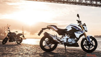 BMW to launch the G310R by June 2017?
