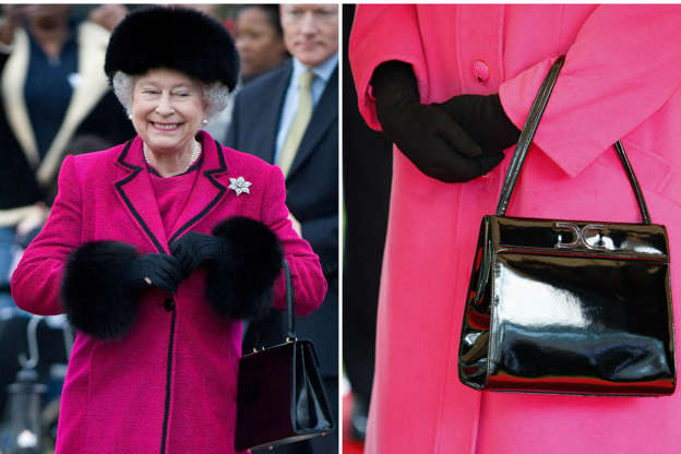 c899bb1974db How the Queen uses her handbag to send secret signals to her staff