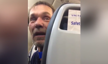 Passenger escorted off plane over racist comments