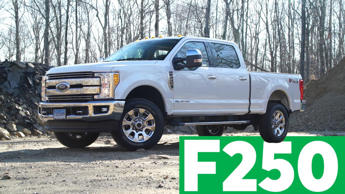 2017 Ford F-250 Road Test