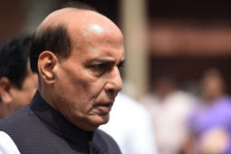 BJP win in UP certain: Rajnath