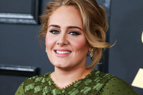 Adele loves being a mum