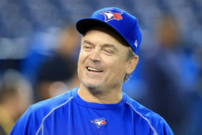 John Gibbons of the Toronto Blue Jays