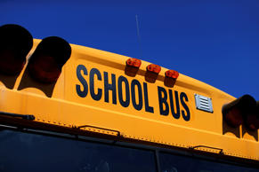 File image of a school bus.