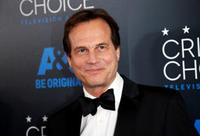 Actor Bill Paxton arrives at the 5th Annual Critics' Choice Television Awards in...