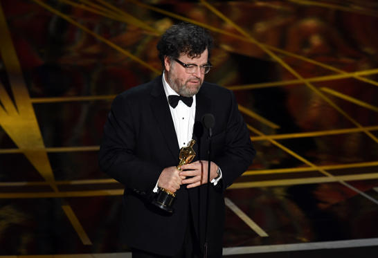 Slide 26 of 33: HOLLYWOOD, CA - FEBRUARY 26: Writer/director Kenneth Lonergan accepts Best Original Screenplay for 'Manchester by the Sea' onstage during the 89th Annual Academy Awards at Hollywood & Highland Center on February 26, 2017 in Hollywood, California. (Photo by Kevin Winter/Getty Images)