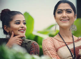 Priyamani and Mamta Mohandas