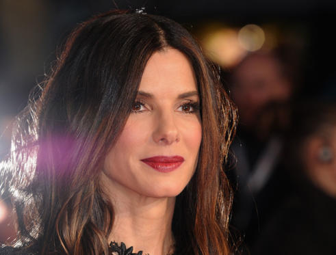 Slide 1 of 29: Actress Sandra Bullock attends a screening of 'Gravity' during the 57th BFI London Film Festival at Odeon Leicester Square on October 10, 2013 in London, England.