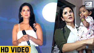 Sunny Leone Shares Her Feeling About Her Adoptive Child