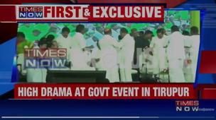 Tamil Nadu ministers pick fight over chair at govt event