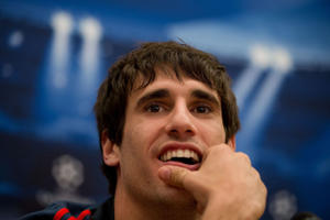 Javi Martinez of FC Bayern Munich. (Photo by Gonzalo Arroyo Moreno/Getty Images)