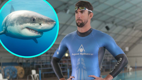 EXCLUSIVE: Michael Phelps Says He's Wanted to Race a Shark His 'Entire Life'