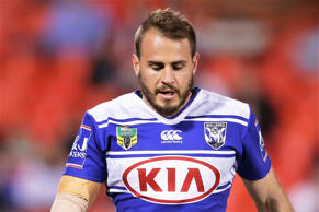 Reynolds is currently being investigated by both the police and the Bulldogs for...