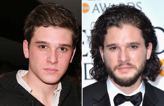 Diapositiva 1 de 40: Kit Harington