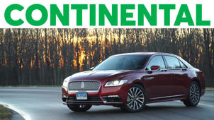 2017 Lincoln Continental Quick Drive