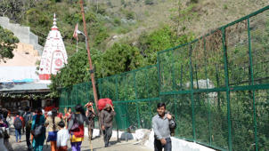 Vaishno Devi shrine on terror radar