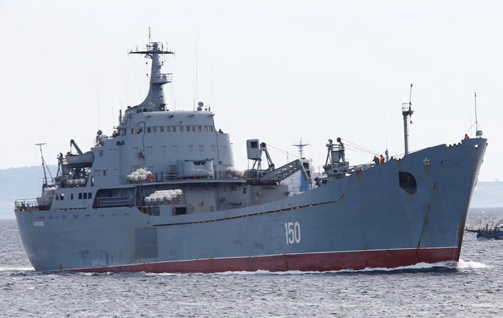 Russia's new military plan calls for defense against the US across the 'World Ocean'
