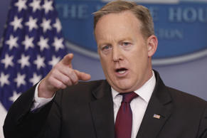 Donald Trump's Press Secretary Sean Spicer 'Resigns' Over Hiring Of Communicatio...