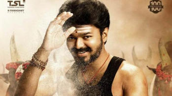 AR Rahman has scored music for Vijay's Mersal