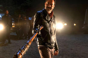Estalla la guerra en 'The Walking Dead'  temporada 8