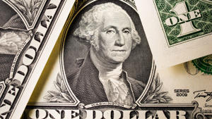 "<p>On Aug. 8, 1786, the Continental Congress established the U.S. monetary system. Americans mark the milestone by celebrating the unofficial holiday National Dollar Day, which happens on Aug. 8 every year.</p><p>Most people don't give much thought to the humble dollar bill nowadays. While it's true that there's not much you can buy for a buck any more, the dollar is still a complicated piece of legal tender. Read on to learn more about the history of the dollar bill, as well as a number of <a href=""https://www.gobankingrates.com/savings-account/much-would-saved-1-day-entire-life/"">conversation-worthy dollar bill facts</a>.</p>"