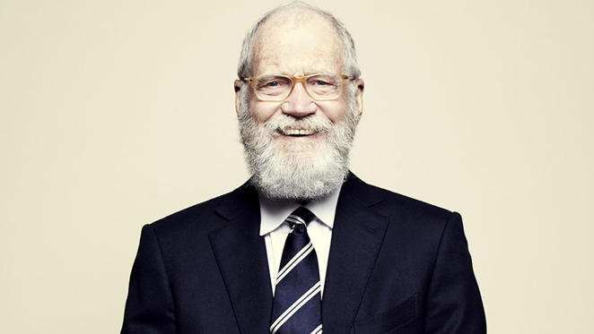 Slide 1 of 17: David Letterman - portrait at the 75th Annual Peabody Awards - Publicity -Getty -H 2017