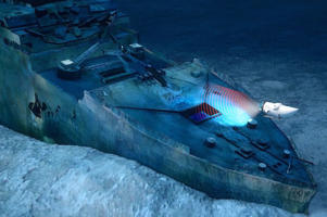 People will soon be able to visit the wreckage of the Titanic (Image: OceanGate)
