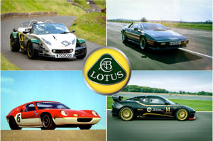The British sports car specialist Lotus has made many fine cars over the years since its foundation in 1952.: Here we take a look at its greatest hits, and its rather more exclusive models. Some were deliberately so, others just because the market proved less than receptive - time to find out why. We start with the biggest sellers..
