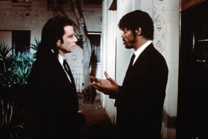 Pulp Fiction - 1994 John Travolta, Samuel L. Jackson