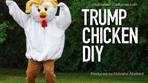 You Can Now Dress Up As The Trump Chicken For Halloween