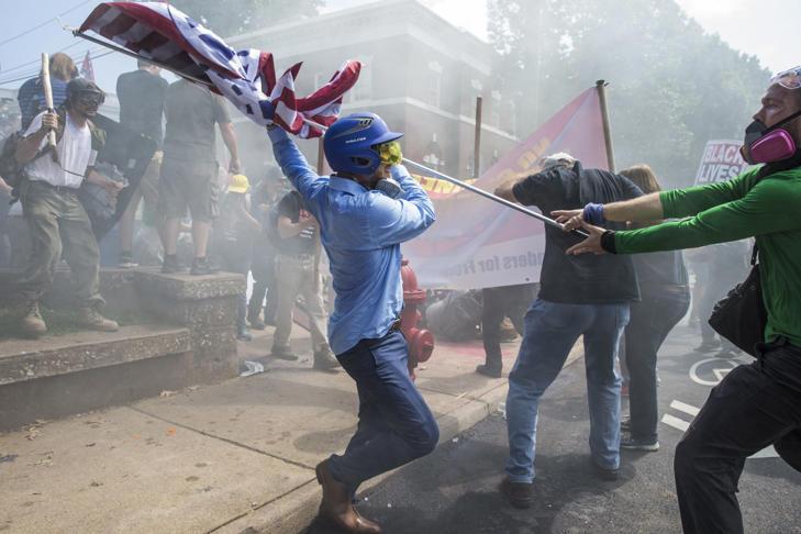 Protesto em Charlottesville