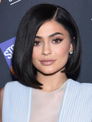 Kylie Jenner attends SinfulColors and Kylie Jenner Announce charitybuzz.com Auction for Anti Bullying