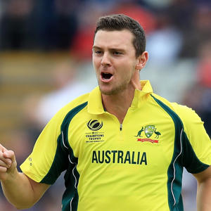 The 26-year-old will lead Australia's pace attack during the two-Test series in the absence of injured spearhead Mitchell Starc.