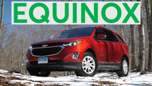 2018 Chevrolet Equinox Road Test