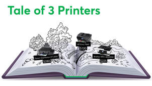 How Ink Affects the Real Cost of a Printer